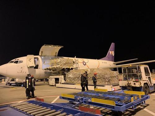 全球空运包机